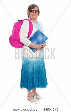 Its School Time Again