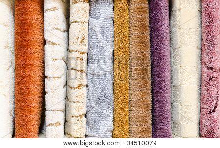 Floor Carpet Samples