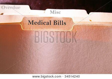 Facturas médicas