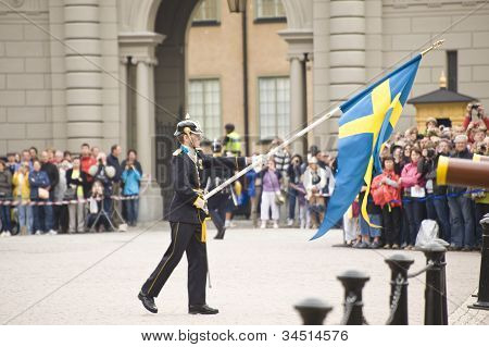 Sweden Royal Guard