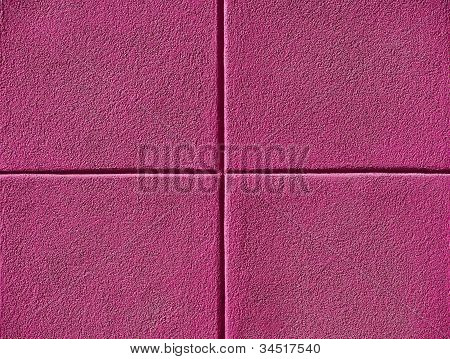 Four Pink Squares