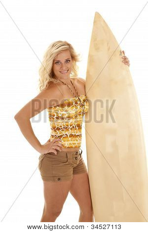Surfer Girl Smile