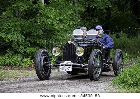 Bugatti T51 de 1931