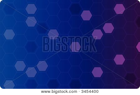 Vector Abstract Hi-Tech Background