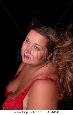 Sexy Large Woman