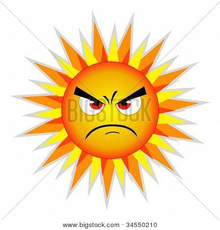 Sun Design Element