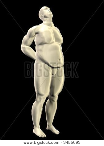 Plastic Fat Man