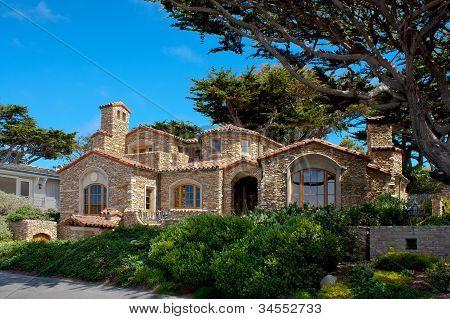 Carmel Stone House