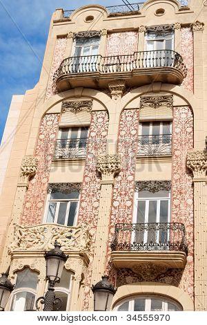 Casa Del Punt De Gantxo In Valencia