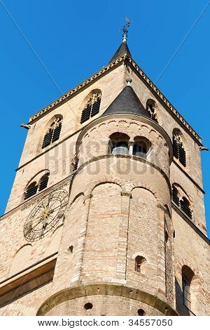 Detail Of Trier Cathedral