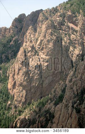 Sandia Mountain Details