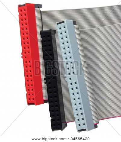 Ide Connectors And Ribbon Cables