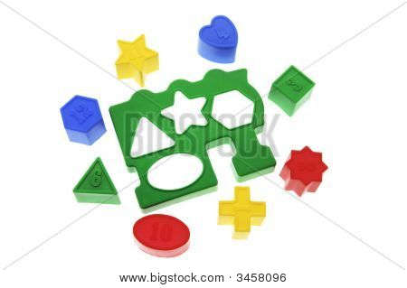 Shape Sorter Toy