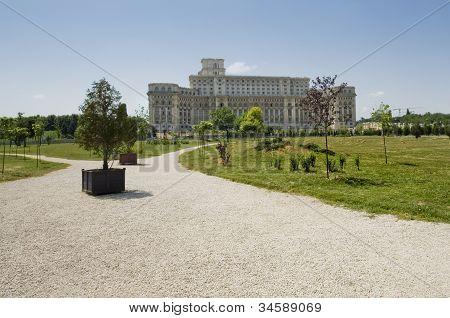 Parliament building, Bucharest