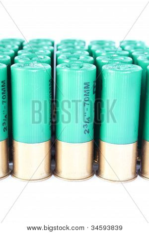 12 Gauge Shotgun Shells
