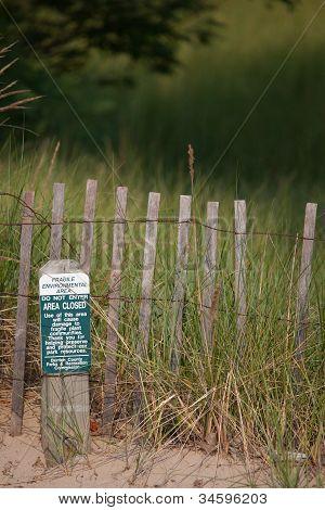 Fragile Environmental Area
