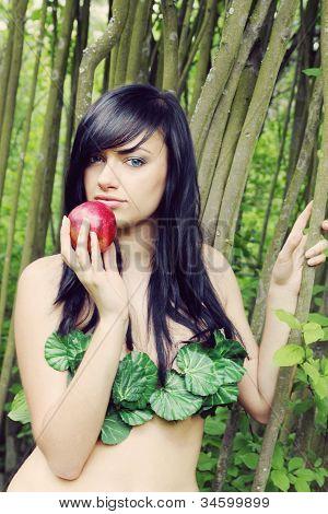 Eve With An Apple