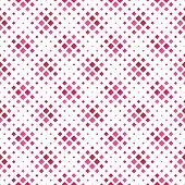 Abstract Diagonal Square Pattern Background - Geometrical Colorful Vector Design From Squares poster