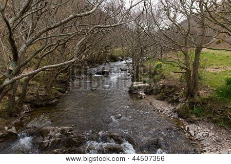 Heddon Valley Exmoor National Park Devon