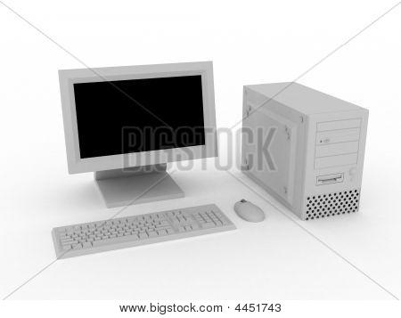 Grey Computer