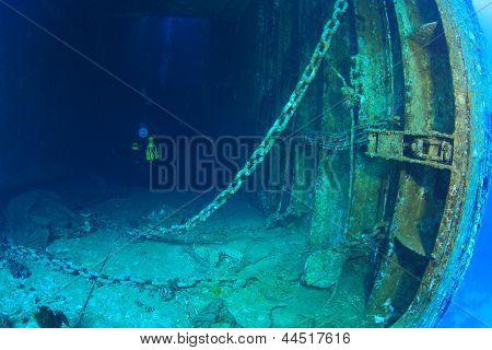 wreck of the salem express