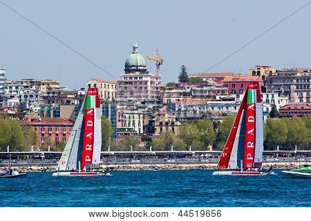 34th America's Cup World Series 2013 in Naples