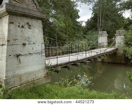 Bridge In Weimar
