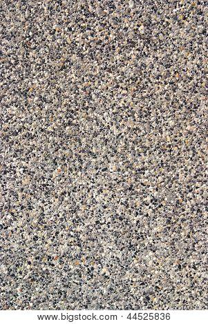 Wash Gravel Texture Pattern Background.