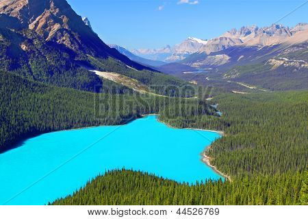 Peyto Lake-Banff-Nationalpark