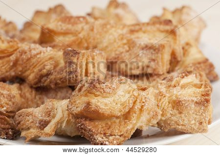 Crumpets With Sugar