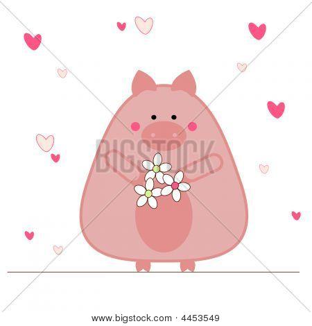 Pig's Love