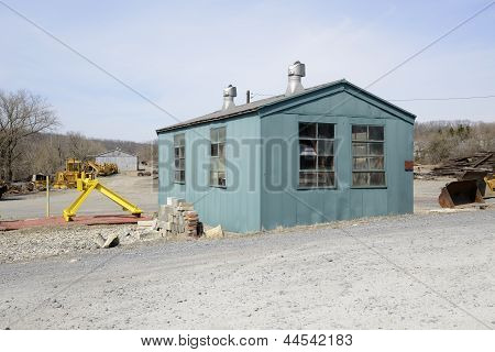 Old Green Shed
