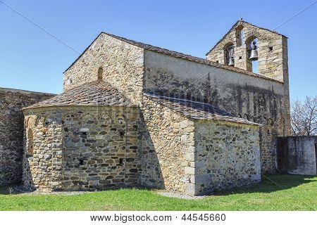 Church Of Sant Roman France
