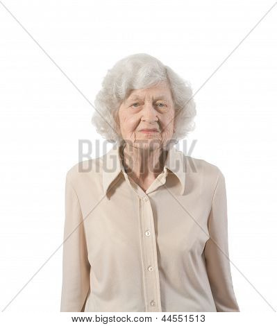 Elderly Lady