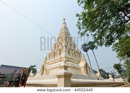 Triangle Pagoda