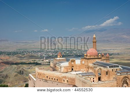 Ishak Pasha`s Palace
