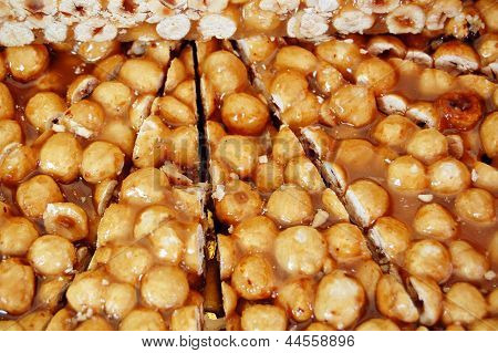 hazelnuts, bar