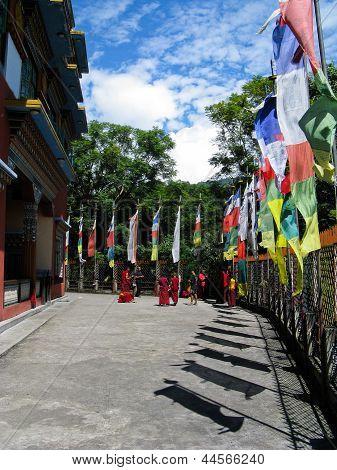 Bubbhist Monastery