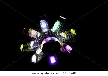 Dance Club Lighting Equipment