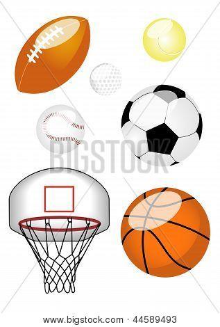 Sports Ball Set