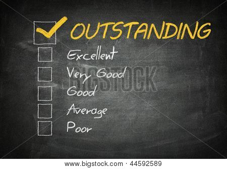 Blackboard Rating