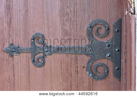 decorative hinge
