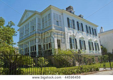 Charleston Single House