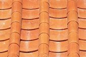 pic of zedong  - The Orange Tile roof of china style - JPG