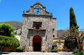 Small Church In Ajijic Mexico