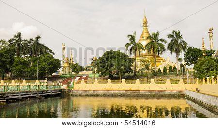 Maha Wizaya Pagoda