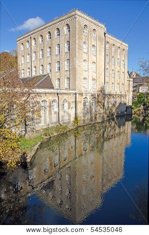 Victorian Era Warehouse, Bradford on Avon, UK