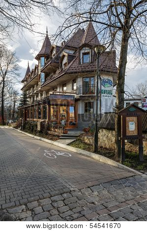 Litwor Hotel In Zakopane