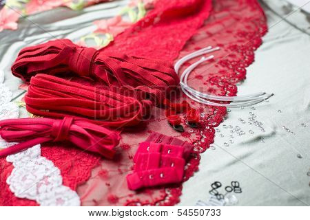 Different Types Of Cloth, Textiles For Making Bras