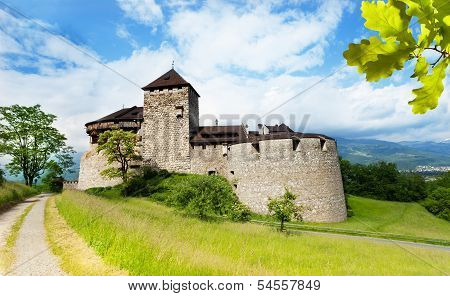 Vaduz Prince Castle